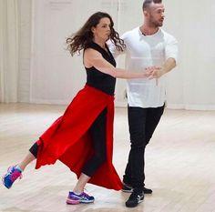 Artem Chigvintsev & Nancy Kerrigan