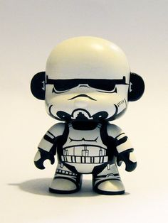Jon-Paul Kaiser's Star Wars custom vinyl toys