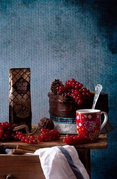 Come esta Tarta de Chocolate sin culpabilidad ¡Es saludable! - O'Food