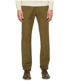 MISSONI MISSONI - COTTON JACQUARD PANTS (GREEN) MEN'S CASUAL PANTS. #missoni #cloth #