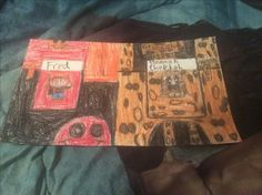 Fred and Hannah Cheetah's bedroom by Kaylee Alexis