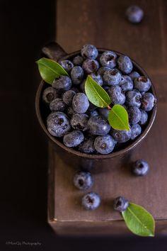 Blueberries | MoniQù Food Photography - Monique Miel E Ricotta