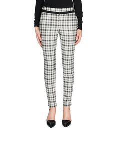 Check Print Contrast Pant by Cue