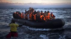 """The United Nations has called for a """"massive resettlement"""" of Syrian and other refugees within Europe."""