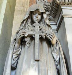 Staglieno Cemetery, Genoa,  Italy