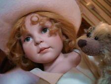 Hildegard Gunzel Doll - Leslie - 2002 Gotz Collection - Retired