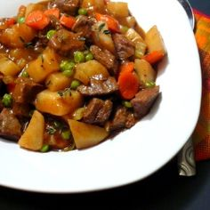 Old-Time Beef Stew by JoyouslyDomestic