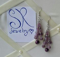 """""""SR Jewelry and More"""" on Facebook. Earrings are $8, plus $3 shipping. Message me if you want them! Only one available."""