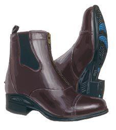 English Paddock Boot