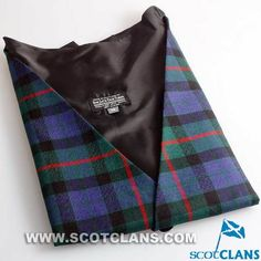 Clan Macgillivray products in the Clan Tartan and Clan Crest, Made in Scotland…. Free worldwide shipping available