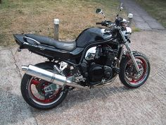 suzuki gsf1200 bandit tuning motorcycles pinterest. Black Bedroom Furniture Sets. Home Design Ideas
