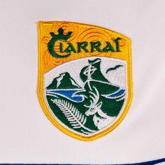 New Kerry GAA crest - what do you think? White Jersey, Ireland Travel, Porsche Logo, Football Team, Irish, Athletic, Cakes, Sports, Crisp White Shirt