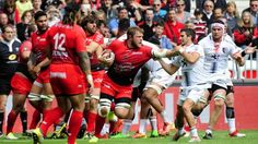 22e journée Top 14 - Toulon-Toulouse (10-12) : Incroyable Stade toulousain !