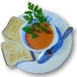Vegane Tomaten-Creme-Suppe