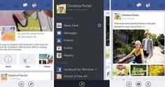 Facebook 5.0 για Windows Phone 8 - imonline  http://www.imonline.gr/a/facebook-50-gia-windows-phone-8-386.html