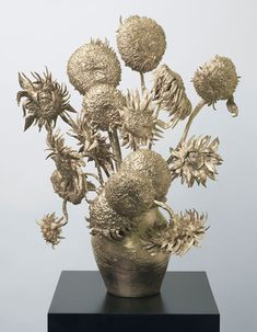 Van Gogh's Flowers Brought To Life With 3D Printer | The Creators Project