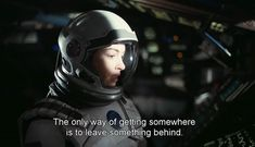 Interstellar (2014) Sad Movies, Movie Tv, Iconic Movies, Christopher Nolan Quotes, To Leave Something Behind, Interstellar Film, Newtons Third Law, Favorite Movie Quotes, Movie Memes