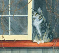 Window To The World - Lyn Estall