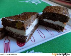 Řezy míša bez mouky Russian Recipes, Gluten Free Baking, Dessert Recipes, Desserts, Tiramisu, Paleo, Low Carb, Homemade, Healthy
