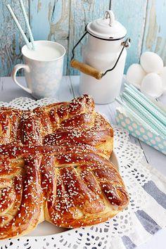 ~ OROSZ FONOTT KALÁCS ~ French Toast, Yummy Food, Meat, Breakfast, Morning Coffee, Delicious Food