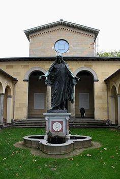 Church of Peace in Park Sanssouci, #Germany #park #beautifulplaces