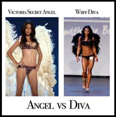 #Angel Vs. #Diva