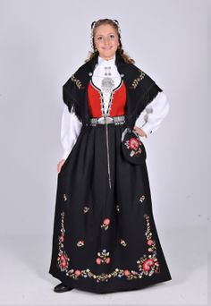 Bilderesultat for rogalandsbunad erfjord Cute Designs, Victorian, Jelsa, Costumes, Traditional, How To Make, Clothes, Dresses, Travel