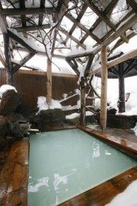 縄文人の宿、弘前, 嶽温泉 Aomori