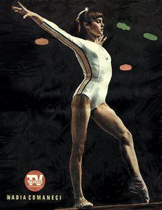 Gymnastics History, Sport Gymnastics, Olympic Gymnastics, Olympic Sports, Olympic Games, Famous Gymnasts, Nadia Comaneci, Perfect 10, Sports Stars