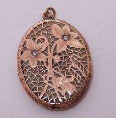 Beautiful Victorian locket