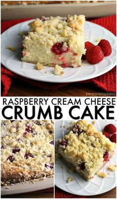 Raspberry Cream Chee