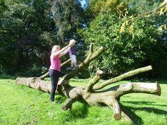 natuurspelen  in de natuurlijke omgeving van woonlandschap de leyhoeve - www.grasveld.com