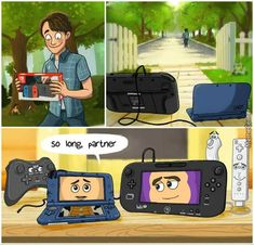 Nintendo Switch with Gray Joy-Con: Video Games Buy Nintendo Switch consoles, games, and accessories online Video Game Memes, Video Games Funny, Retro Video Games, Funny Games, Classic Video Games, Gamer Humor, Gaming Memes, Super Smash Bros, Super Mario Bros