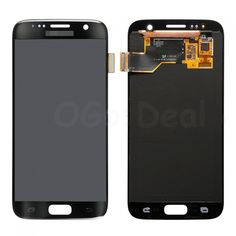 LCD and Digitizer Assembly Replacement for Samsung Galaxy S7  - Blackhttp://www.ogodeal.com/lcd-screen-and-digitizer-assembly-replacement-for-samsung-galaxy-s7-black.html?___SID=U