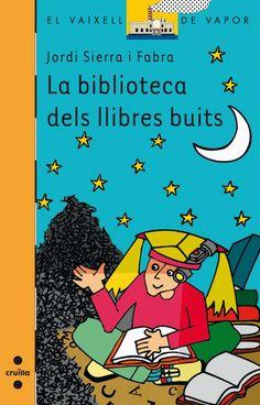 Jordi Sierra i Fabra. La biblioteca dels llibres buits