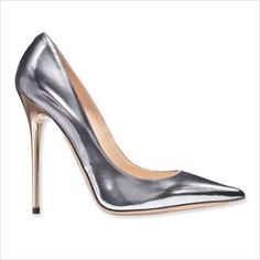 Jimmy Choo...I COVET these. Would they not work with just about everything?