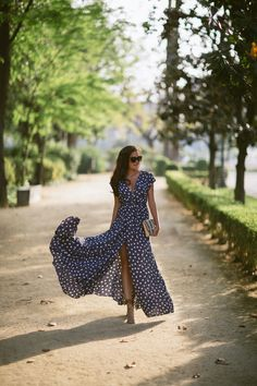 Just ordered this dress - love polka dots
