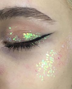 Iridescent Sparkles