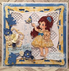 Welcome to Conie Fong Art & Design New Release featuring Butterfly Princess -No Wings Conie Fong Art & Design is also on Facebook. ...