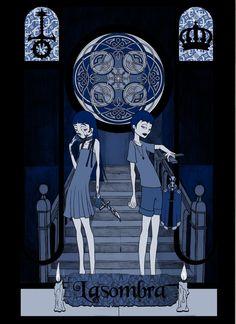 Vampire The Masquerade - Lasombra by Axel-TW