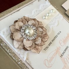 Gorgeous Vintage Invitation suite  A personal favorite from my Etsy shop https://www.etsy.com/listing/288082105/vintage-invitation-suite