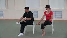 Упражнения китайской медицины для потери веса