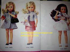 Catalogo Milly Z&Z 07 Doll Toys, Dolls, Vintage Barbie, Summer Dresses, Baby, Doll Stuff, Jenni, Clothes, High Fashion