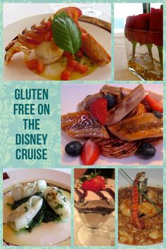 Lots of reviews and tips about traveling as a celiac aboard the Disney Cruise. Check it out at http://gflife247.com/restaurant-reviews/gluten-free-in-disney/celiac-disney-cruise/