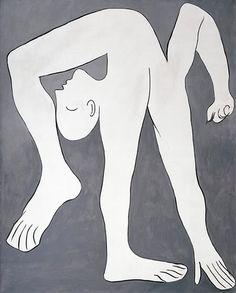 Pablo Picasso, The Acrobat