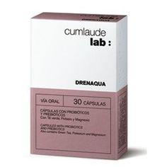 CUMLAUDE Drenaqua Complemento Nutricional 30 caps.