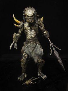 Quartermaster Predator (Predator) Custom Action Figure
