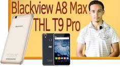 видео -https://www.youtube.com/watch?v=Tk0VcJGoP7Y  Новинки поступившие в продажу недавно Blackview A8 Max - http://ali.pub/e70vh THL T9 Pro - http://ali.pub/t1g98 17 августа 2016