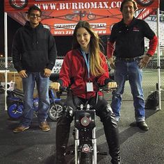 """#Repost @gatewaymsp with @repostapp. ・・・ Come check out the @burromax mini bikes in the midway! Did someone say """"Christmas gift""""?!? #OctoberFAST  #burromax #electricminibike #minibike #gatewaymotorsportspark #drifting #dragracing"""