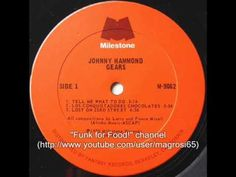 Johnny Hammond  - Los Conquistadores Chocolatés - 1975 [Jazz-Funk]